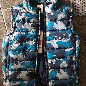 12-24 month Gymboree vest